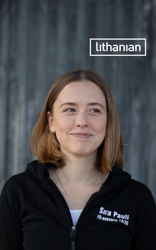 Sara Pauli
